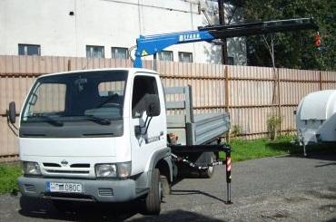 Rewelacyjny Wynajem samochodów dostawczych z HDS Bielsko-Biała Śląsk MA12